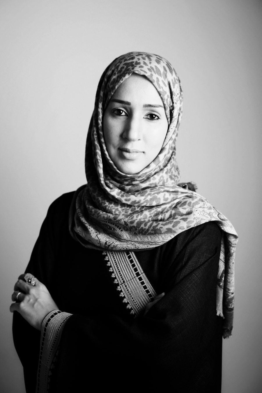 Author Manal al-Sharif.