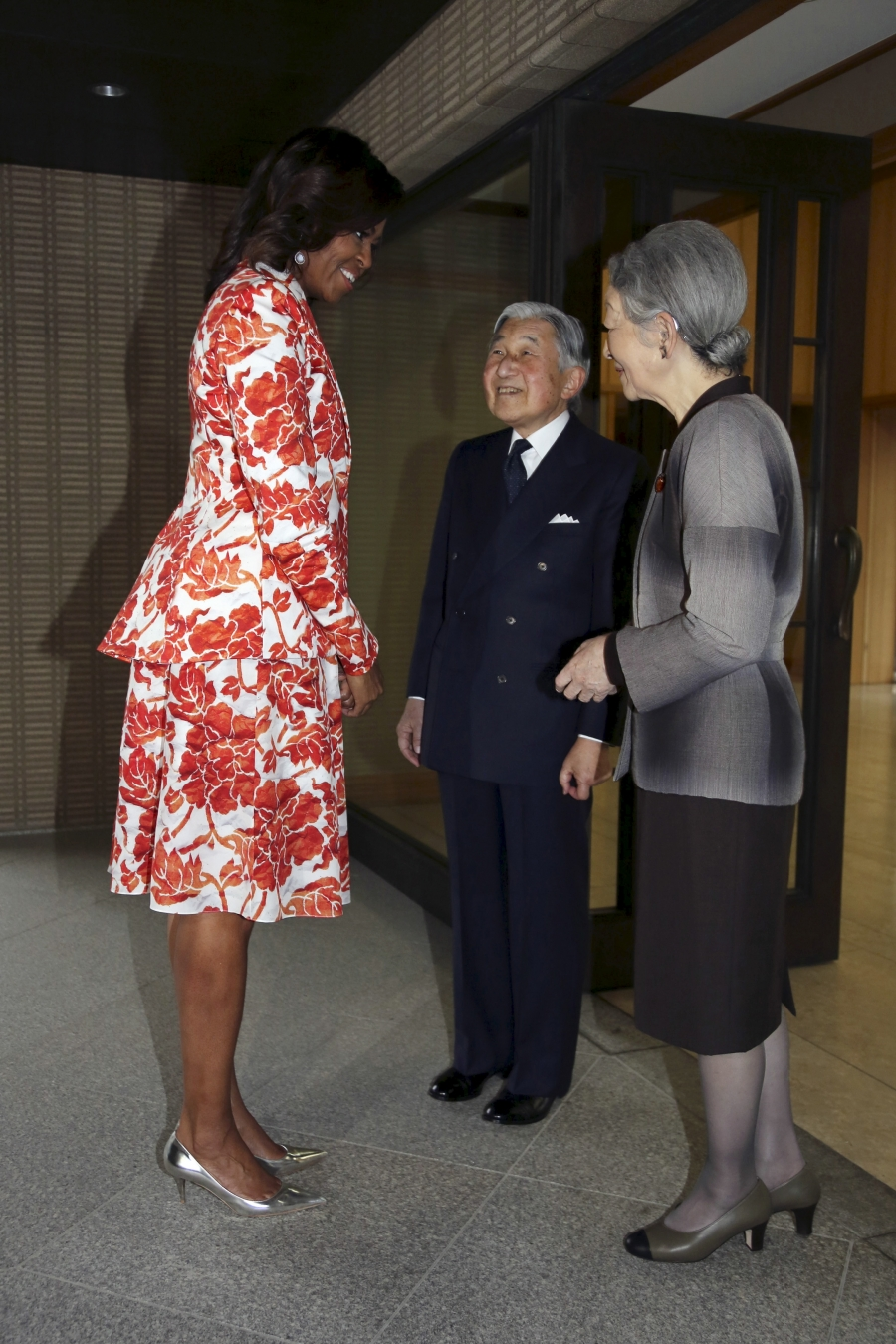 Michelle Obama in Japan 3