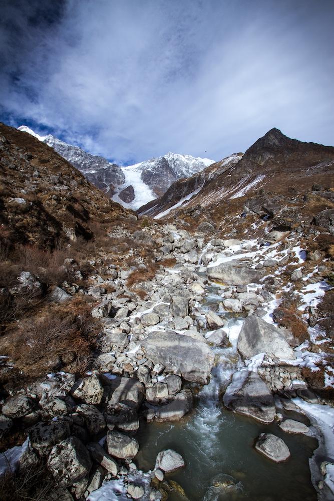 Kathmandu air pollution threatens people and glaciers