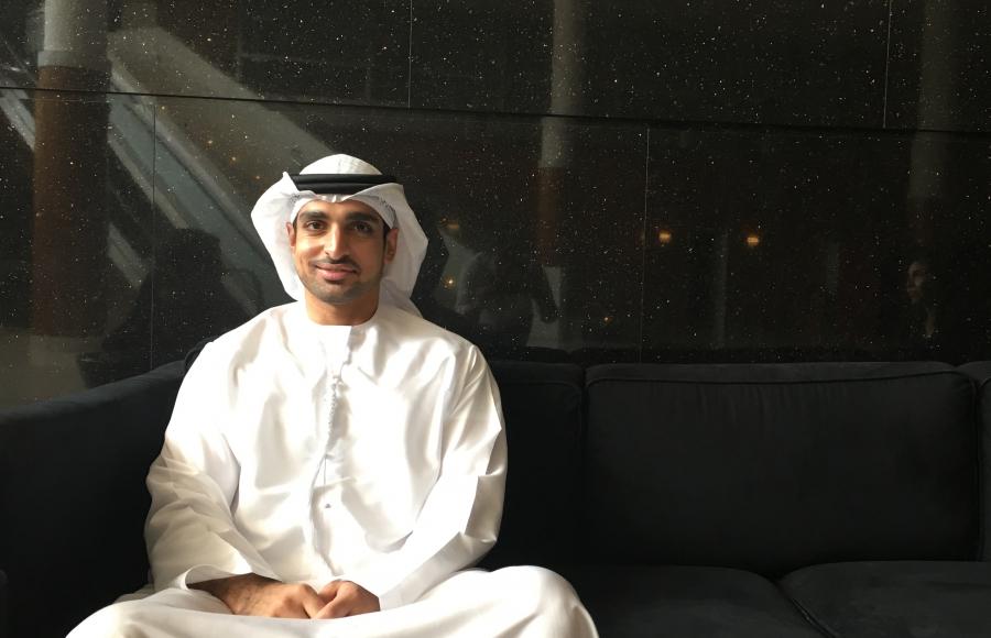 Omran Sharaf manages the UAE's Mars Mission.