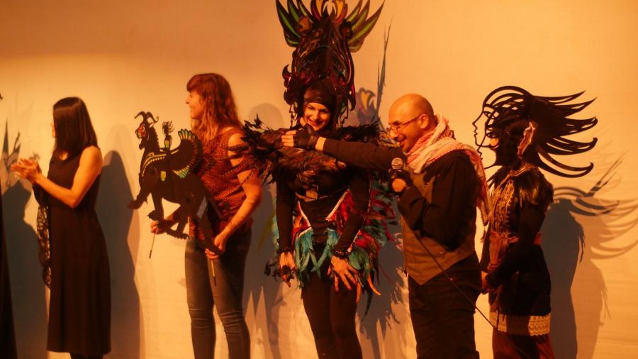puppet show crew