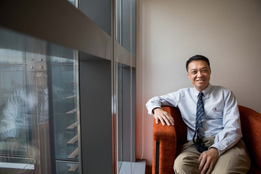 Professor Eng Ong Ooi, the deputy director of the Emerging Infectious Diseases Program at Singapore's National University.