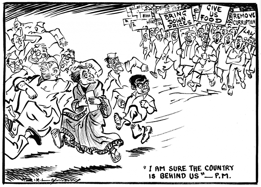 R K Laxman Cartoonist Who Chronicled India S First 60
