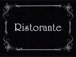"""""""Ristorante: A Silent Film"""""""