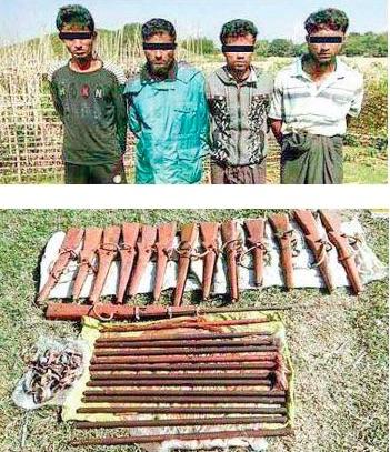Rohingya extremists