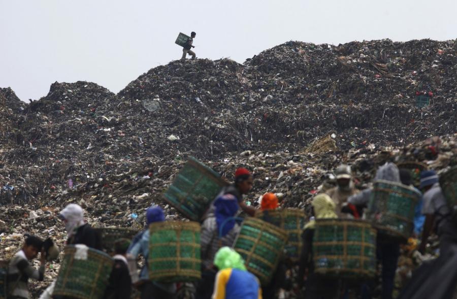 Main dump Jakarta