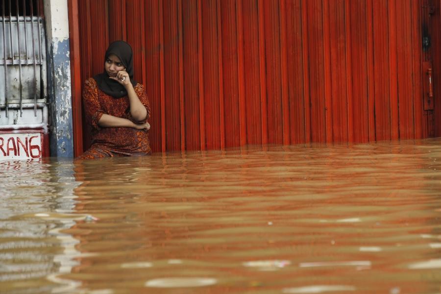 Jakarta flood, Jan. 16, 2013
