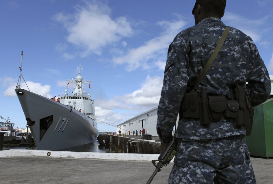 A guide to the 'horrific' consequences of a US-China naval war