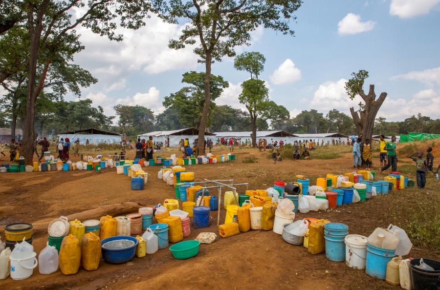 Burundi refugee camp 2