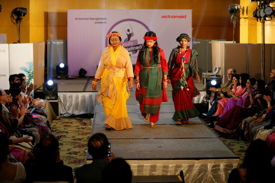 Acid Attack Victims Reverse Expectations On The Runway