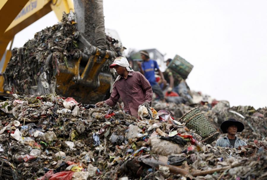 Bantar Gebang landfill