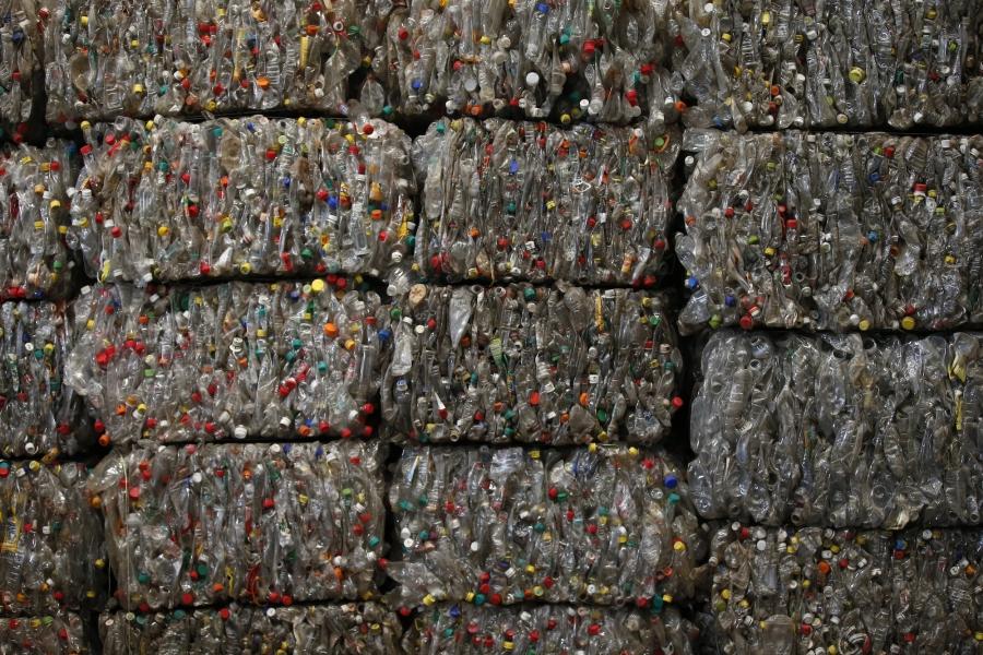 PET recycling China