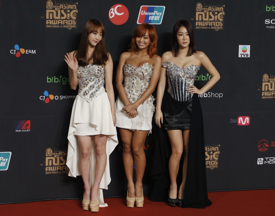 K-pop's gross double standard for women
