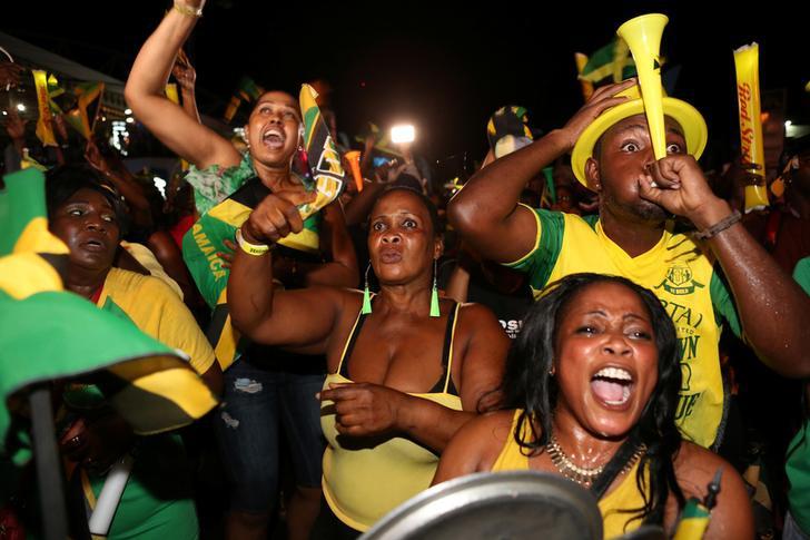 نتيجة بحث الصور عن سكان جامايكا