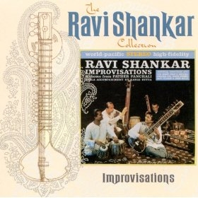 Ravi Shankar 'Improvisations'