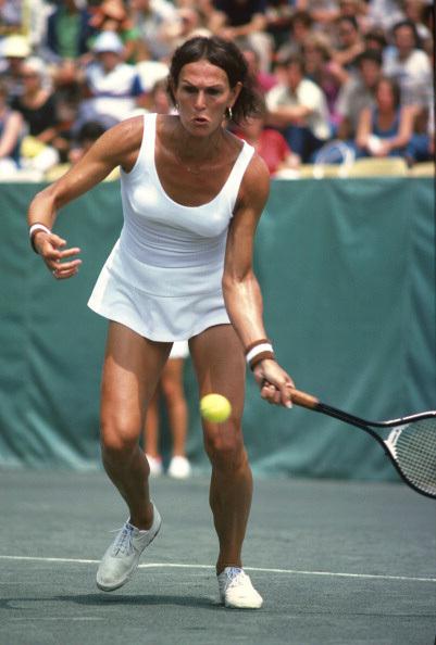 Tennis shemale