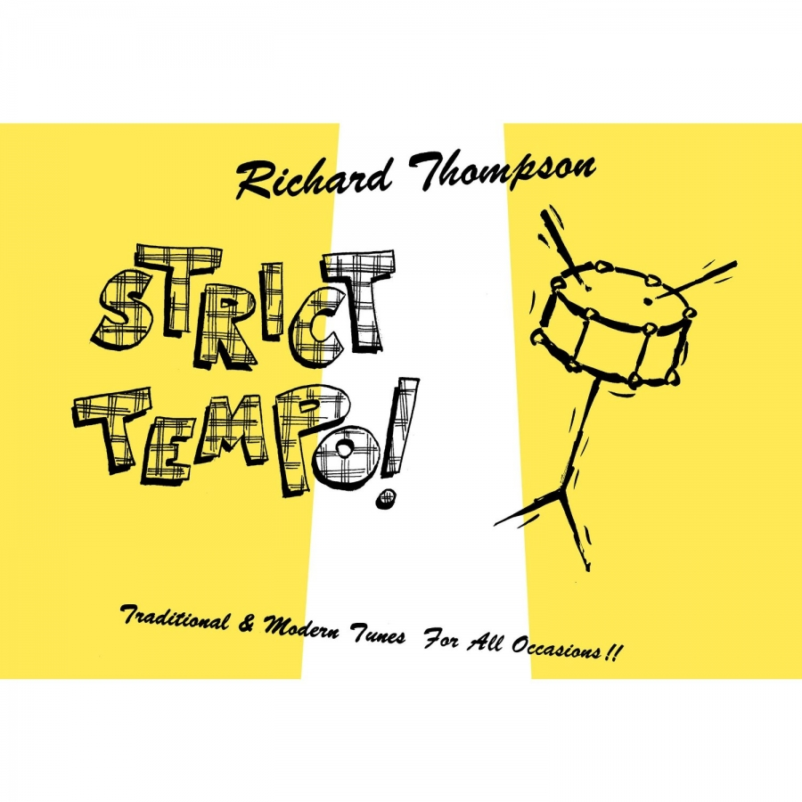 "Richard Thompson ""Strict Tempo!"""