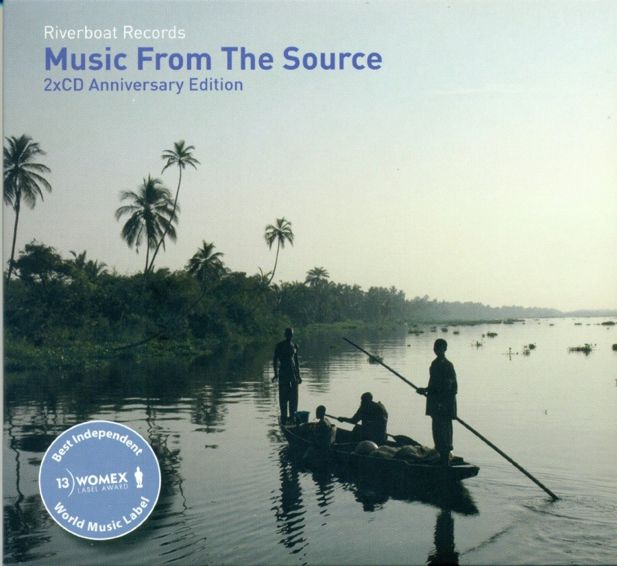 Riverboat Records - Music from the Source