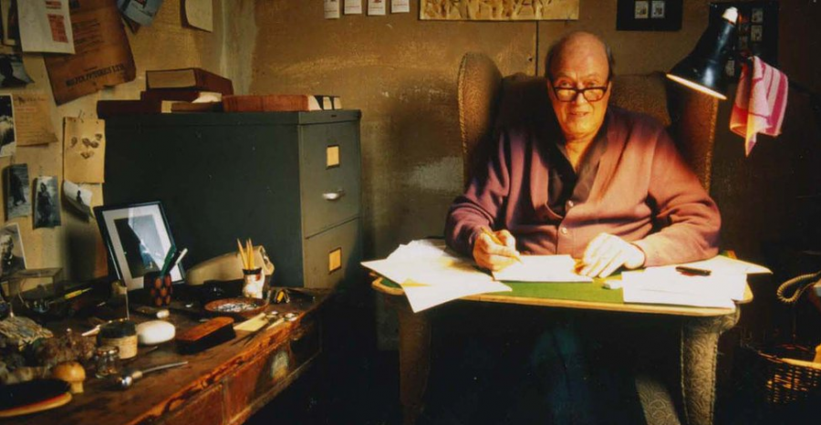 8000 words invented or used by Roald Dahl will be brought together in a new dictionary