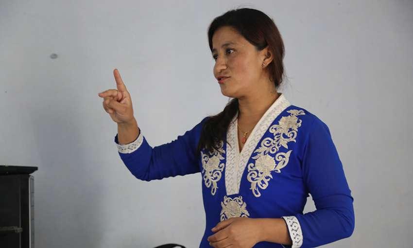 Padma Maharjan