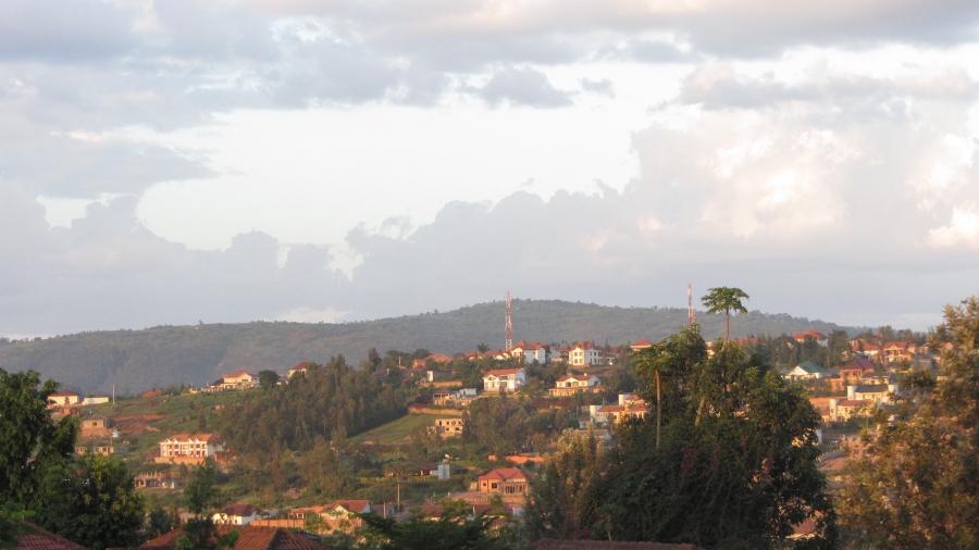 Rwandan capital Kigali