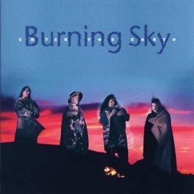 Burning Sky - Celebration