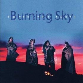 Burning Sky - Celebration