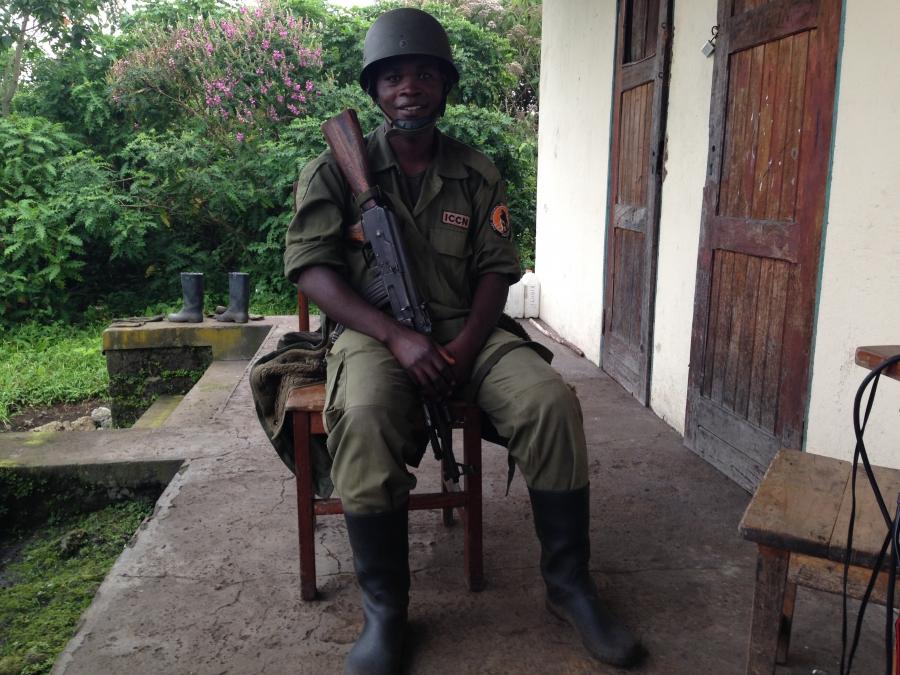 Poacher turned ranger