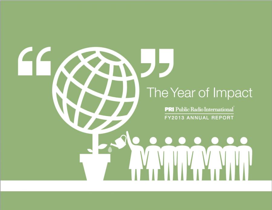 PRI Annual Report FY 2013