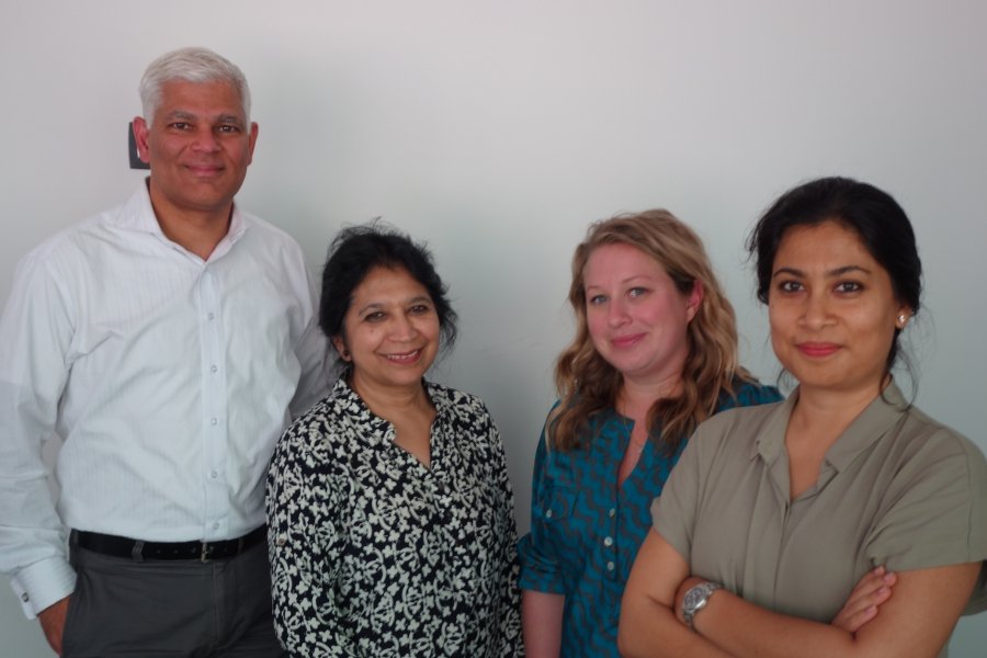 Shashi Buluswar and his team at the Institute for Globally Transformative Technologies at Lawrence Berkeley Lab help find innovative solutions to help the world's poorest people live better