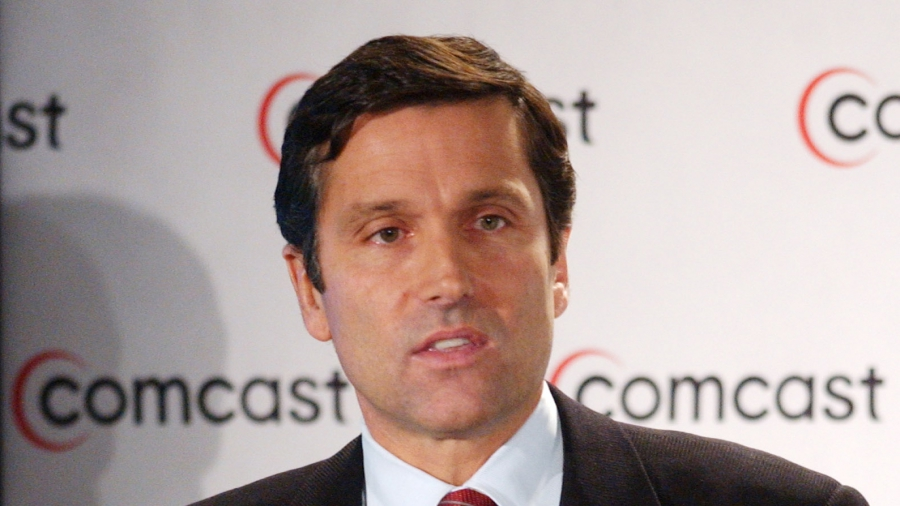 Stephen B. Burke, head of NBC Universal
