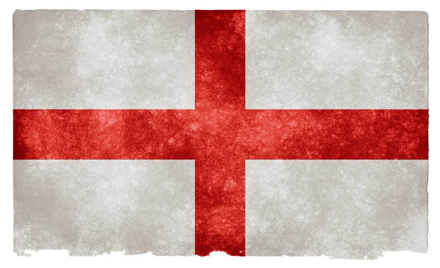 English cross of St. George