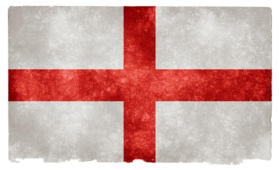 English cross of St. George