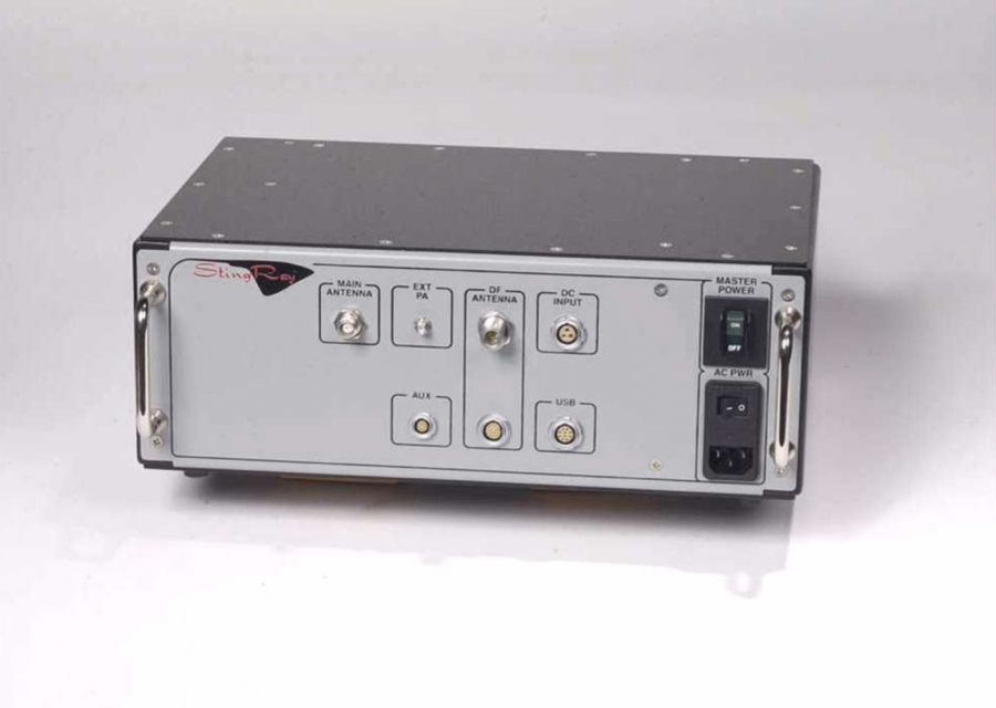 A Stingray device in 2013, in Harris's trademark submission.