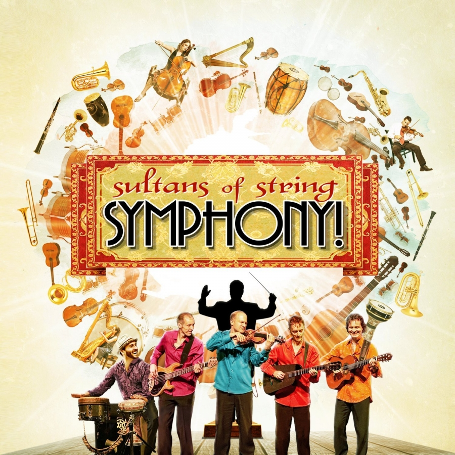 Sultans of String 'Symphony'