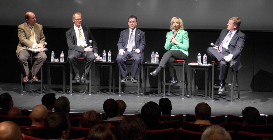 Summit panelists
