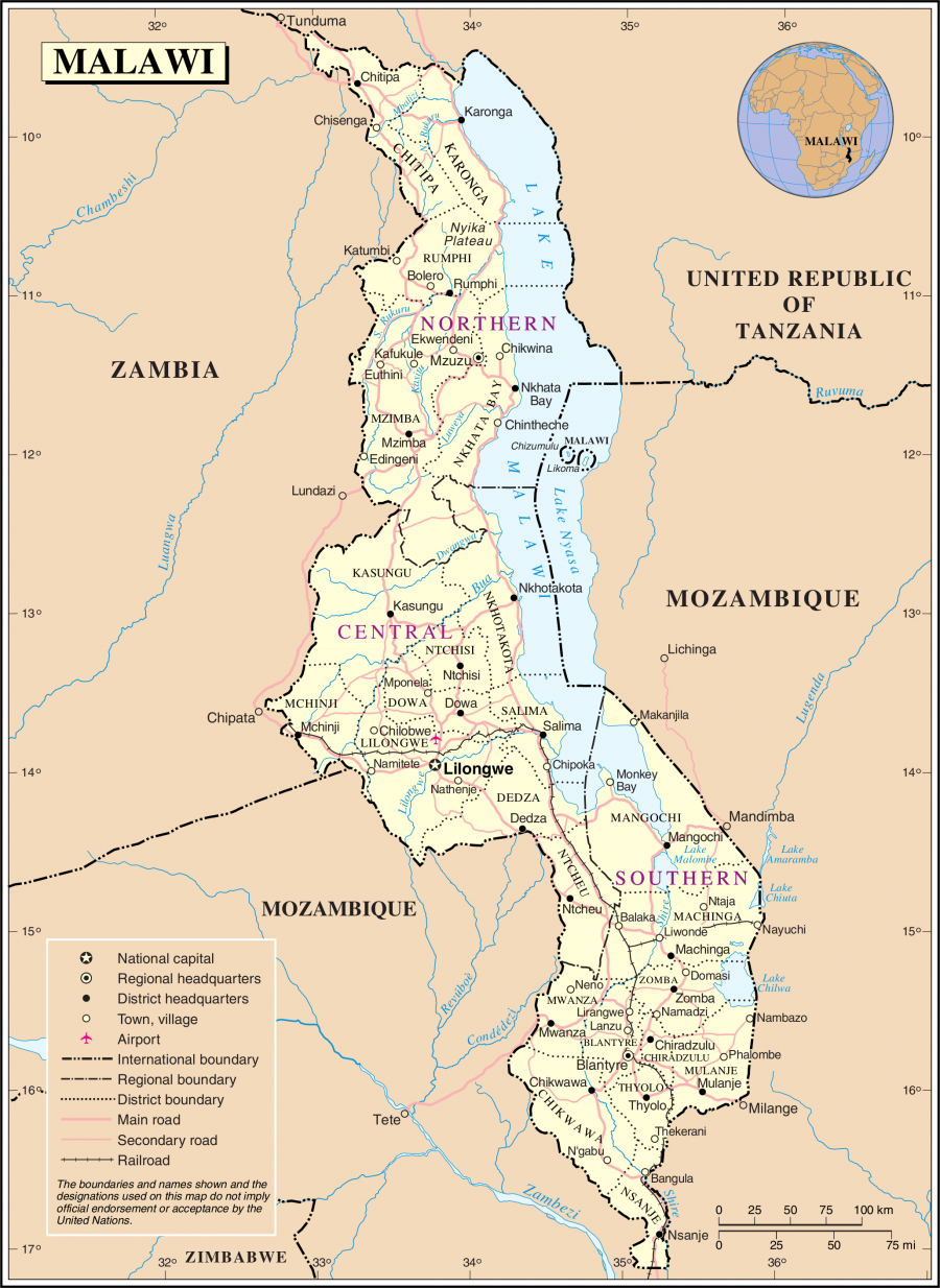 The disastrous floods have largely affected areas along the Shire river in far southern Malawi. The region is prone to flooding, but locals say the recent floods are the worst in at least half a century.