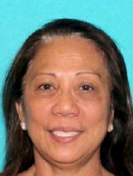 Marilou Danley, the girlfriend of Stephen Paddock, the gunman who carried out the Las Vegas attack in an image released by the Las Vegas Police Department.