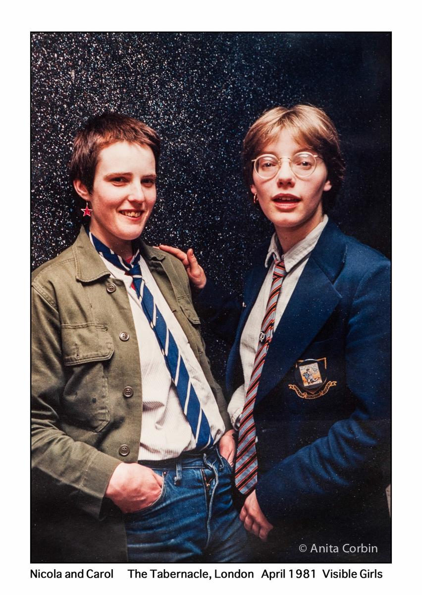 Women in Punk, Nicola and Carol