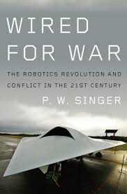 Wired for War by Peter Singer, book cover