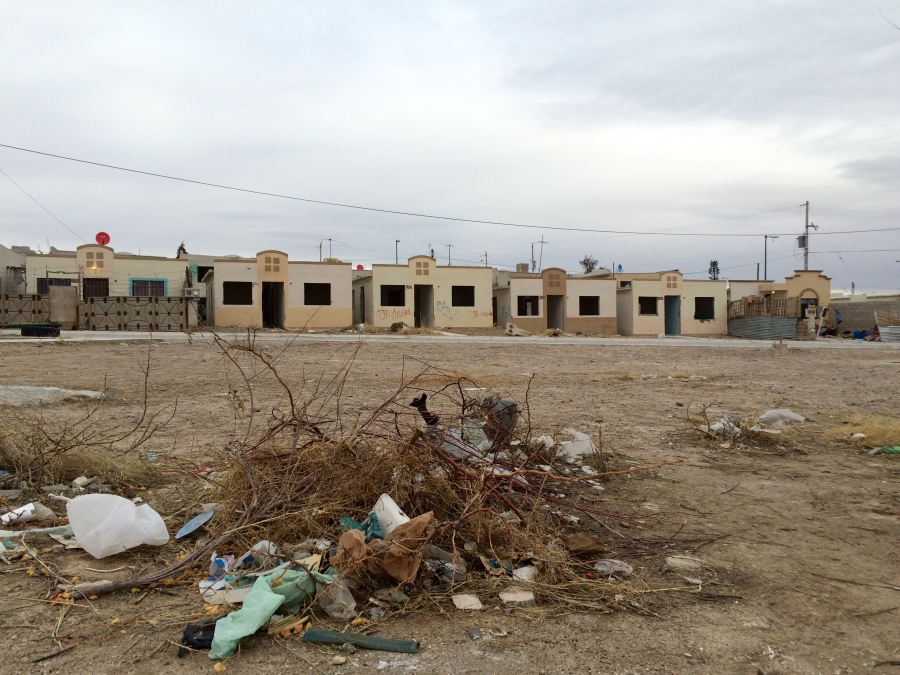 Worker homes