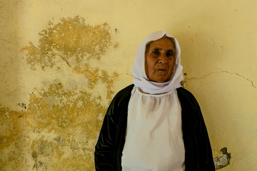 Hure Kaso Murad, 66 years old.