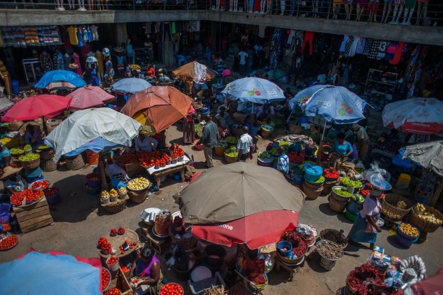 Tudu Market