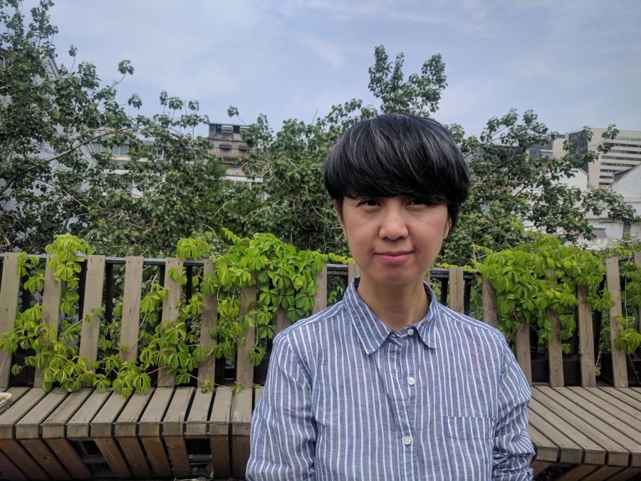 Yuan Ying, renewable energy expert at Greenpeace, Beijing.