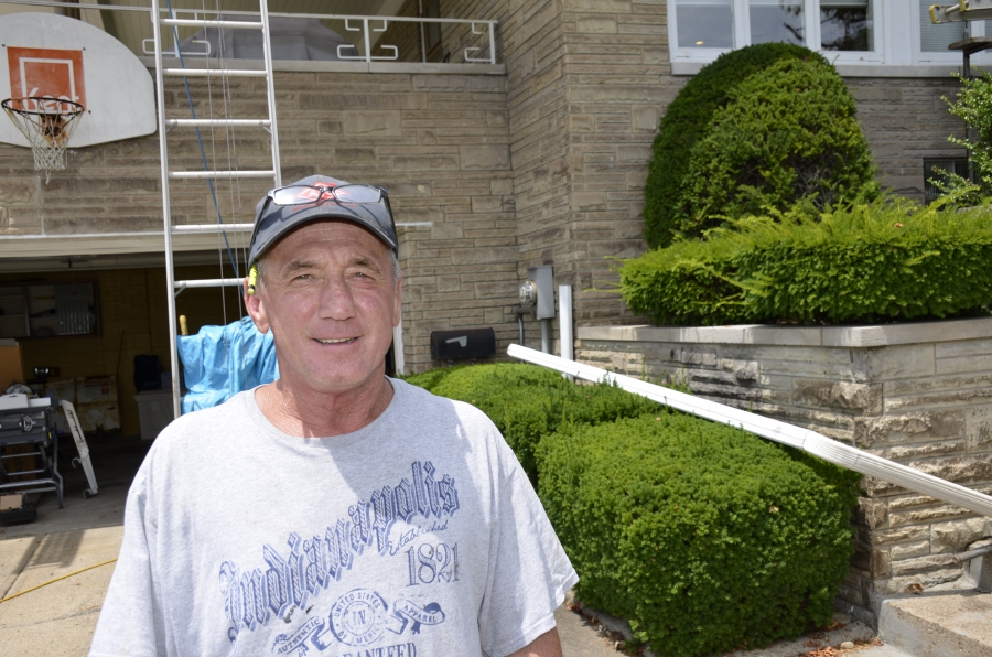 Contractor Billy Hans has never voted for a Republican for president. This November, he says he'll vote for Donald Trump.
