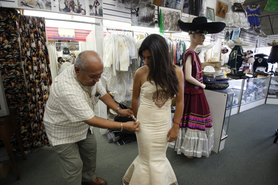 Quinceanera Dresses Mariachi Style