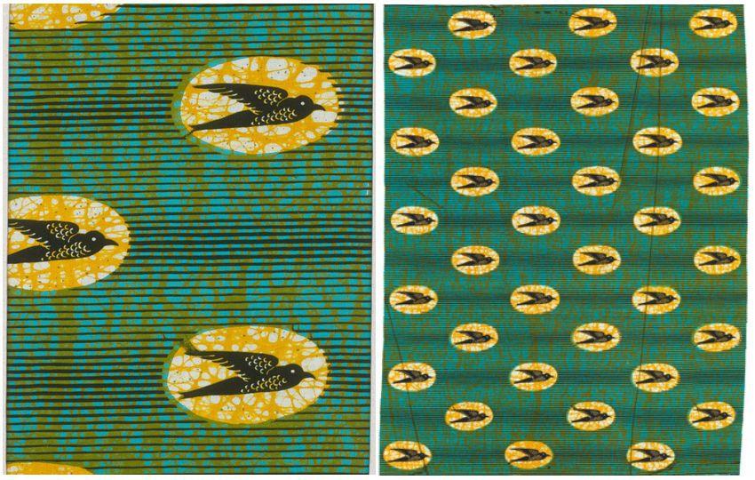 Air Afrique pattern