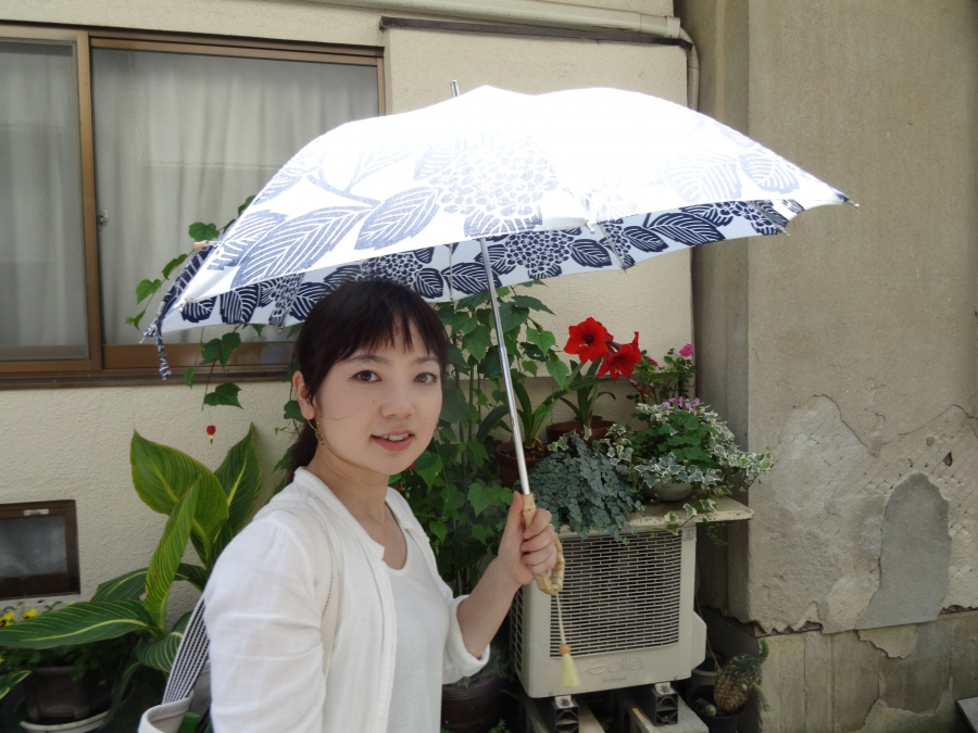 Hiroshima native Aya Kano. Her grandparents survived the atomic bomb and her uncle was evacuated from his Fukushima home after the 2011 tsunami and nuclear meltdown.