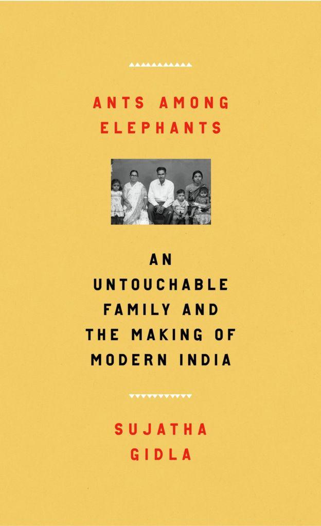 Cover of 'Ants Among Elephants.'