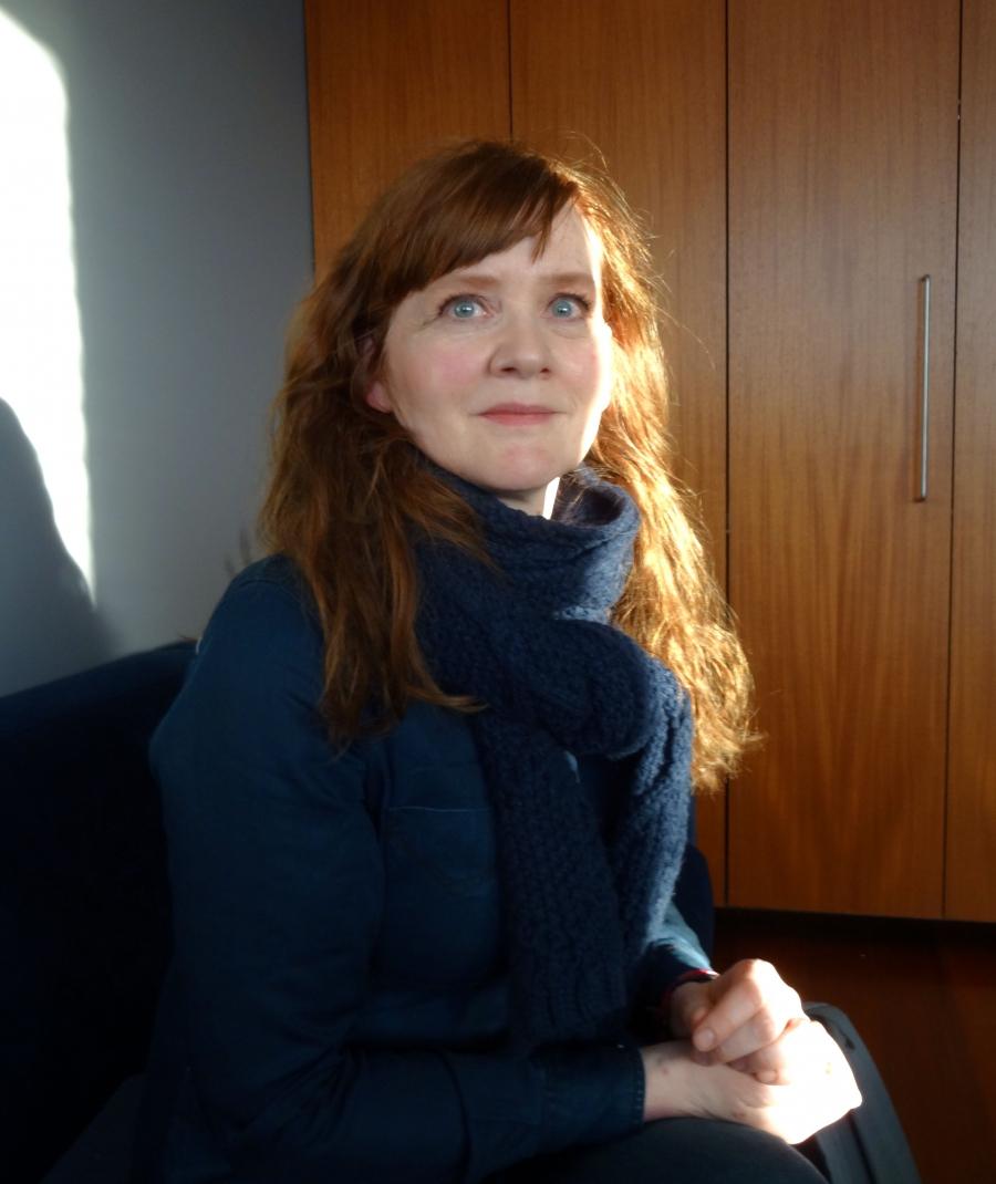 Novelist Auður Ava Ólafsdóttir